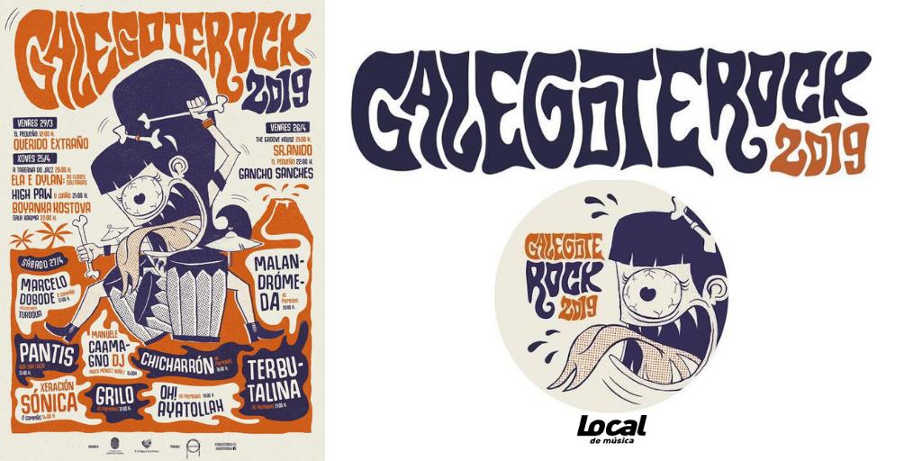 GALEGOTE ROCK 2019