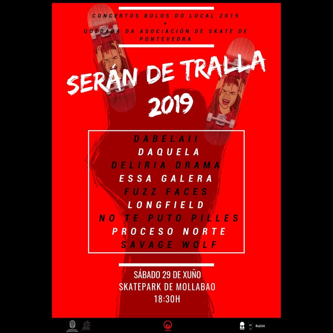 SERÁN DE TRALLA 2019