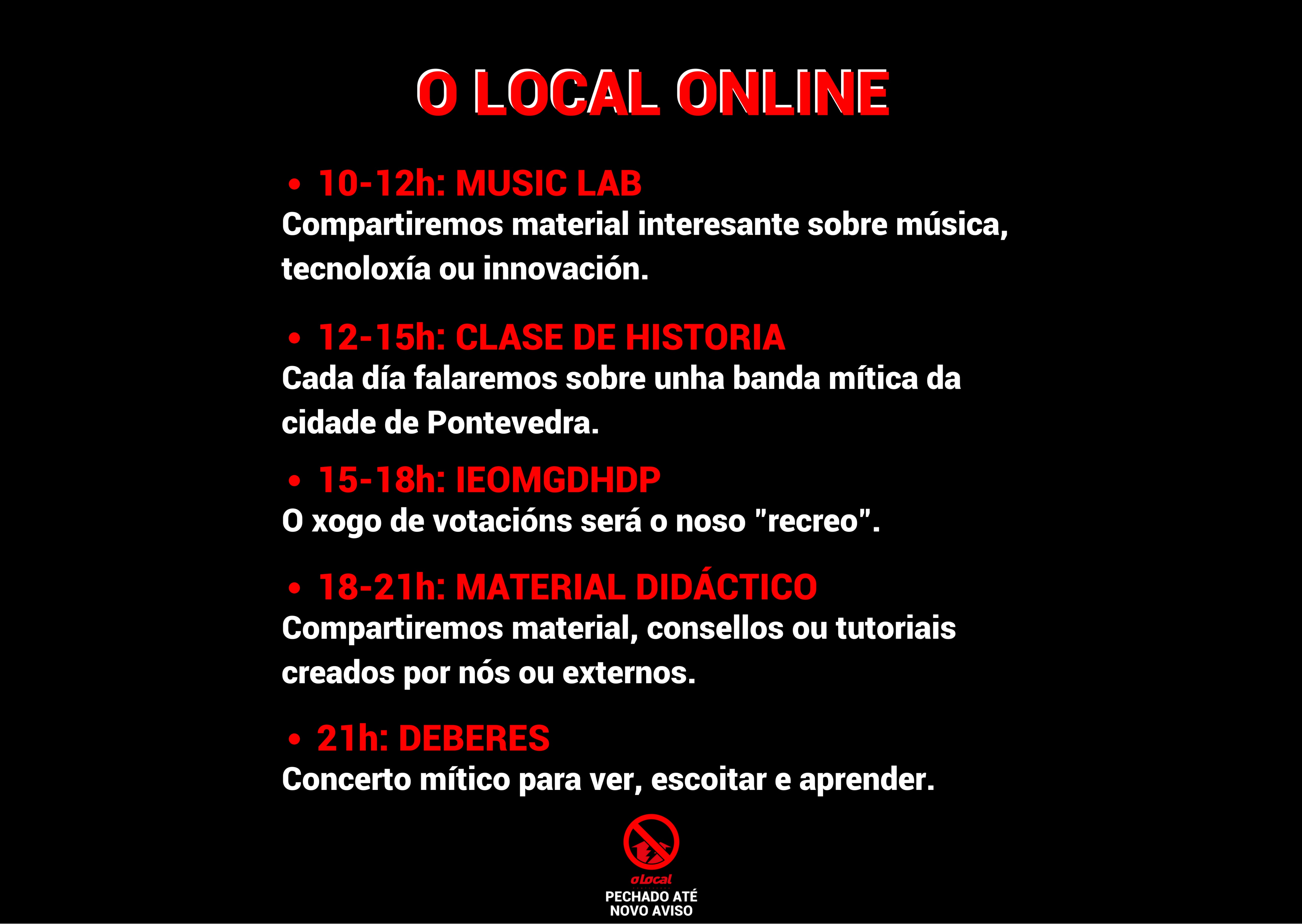 O LOCAL ONLINE