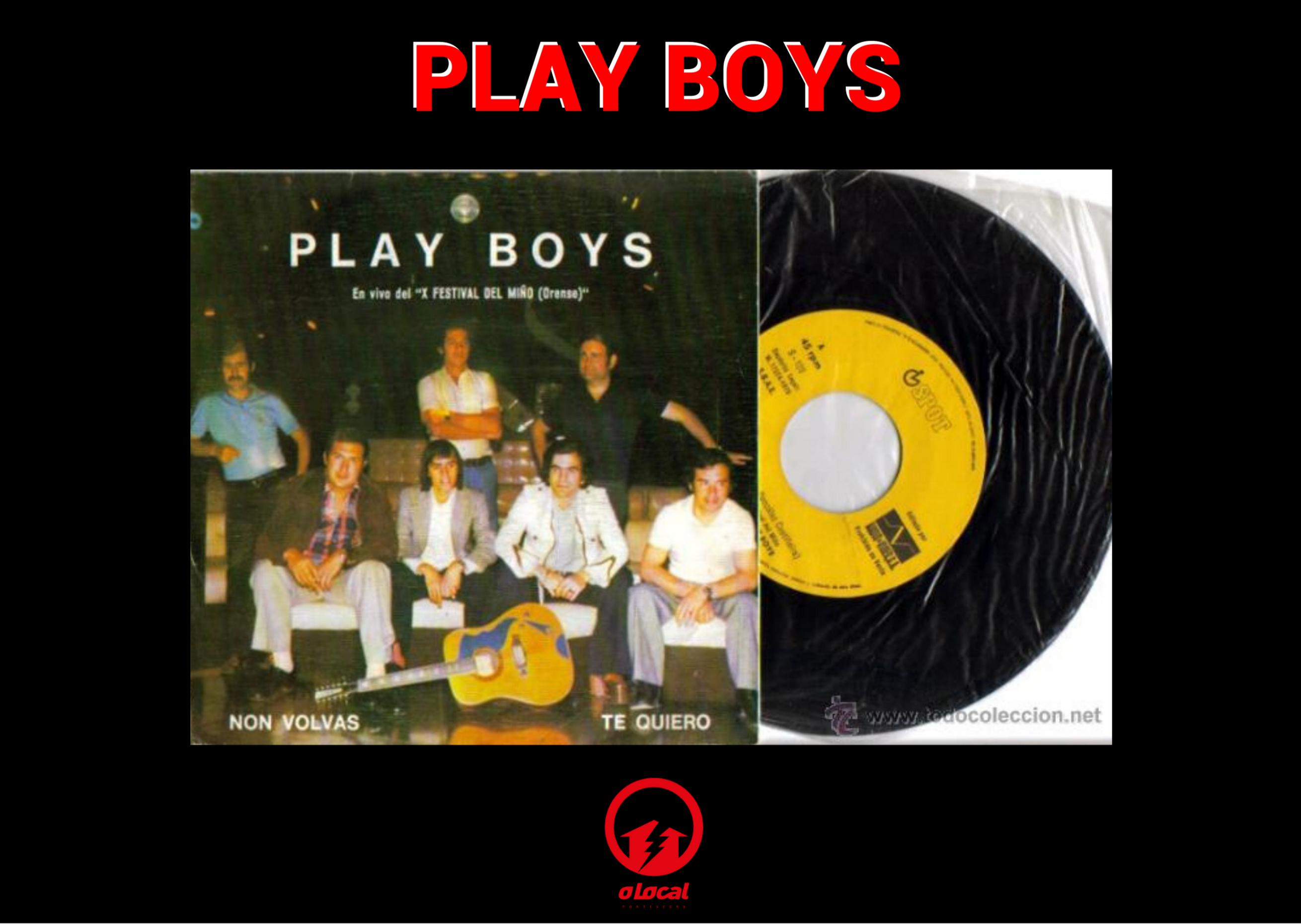 CLASE DE HISTORIA 2: PLAY BOYS