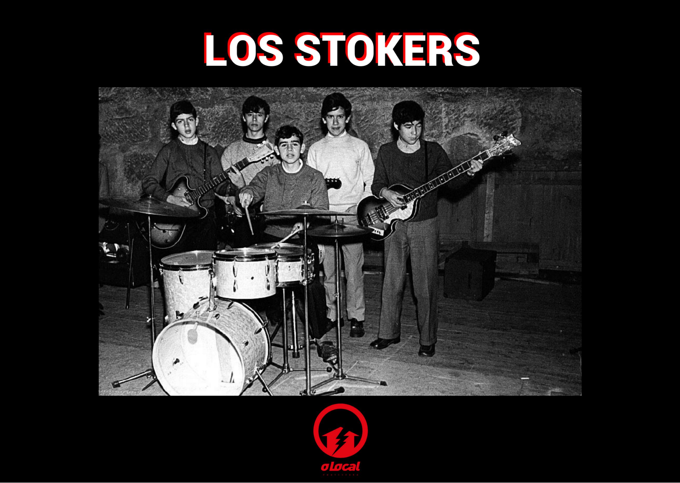 CLASE DE HISTORIA 3: LOS STOKKERS