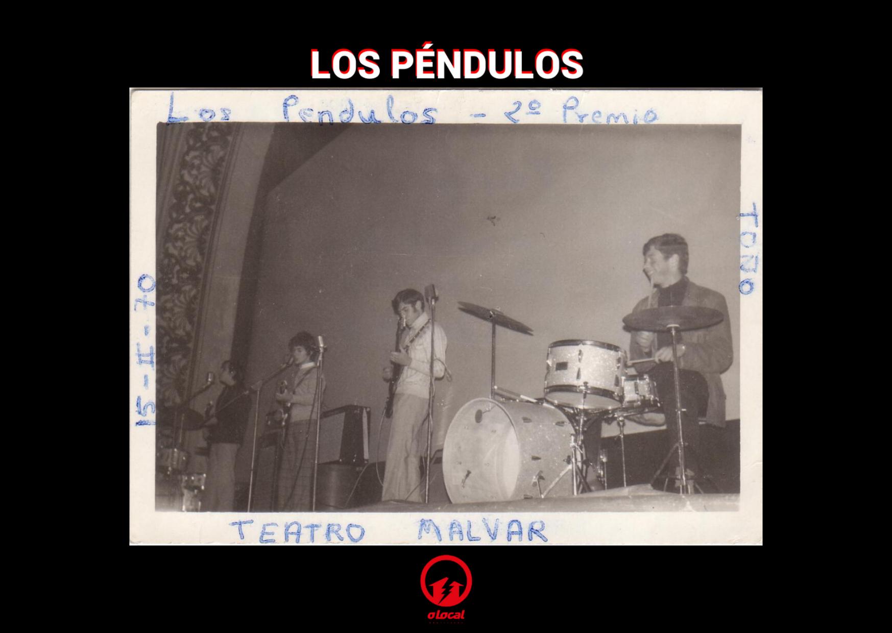 CLASE DE HISTORIA 8: LOS PÉNDULOS