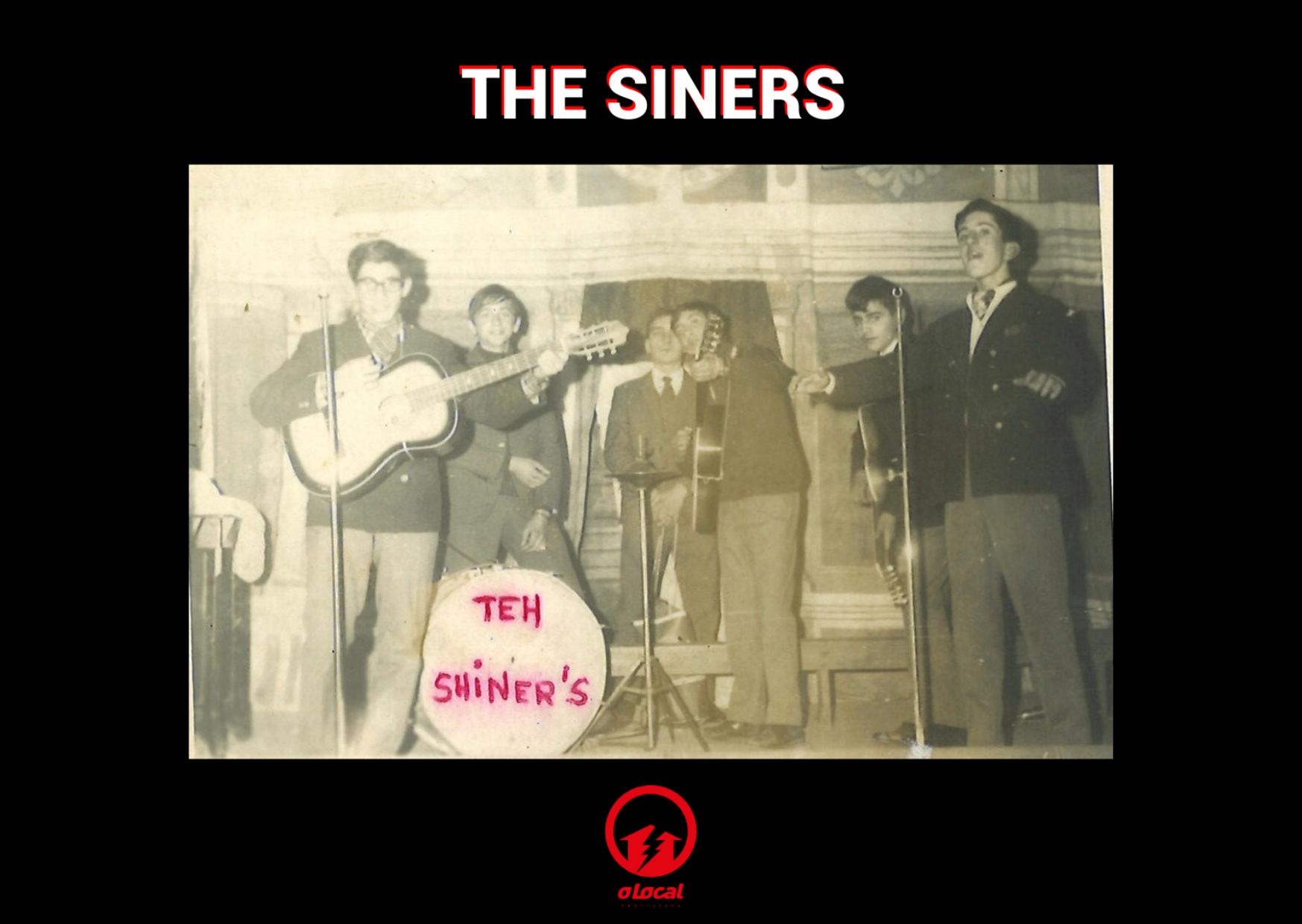 CLASE DE HISTORIA 9: THE SINERS