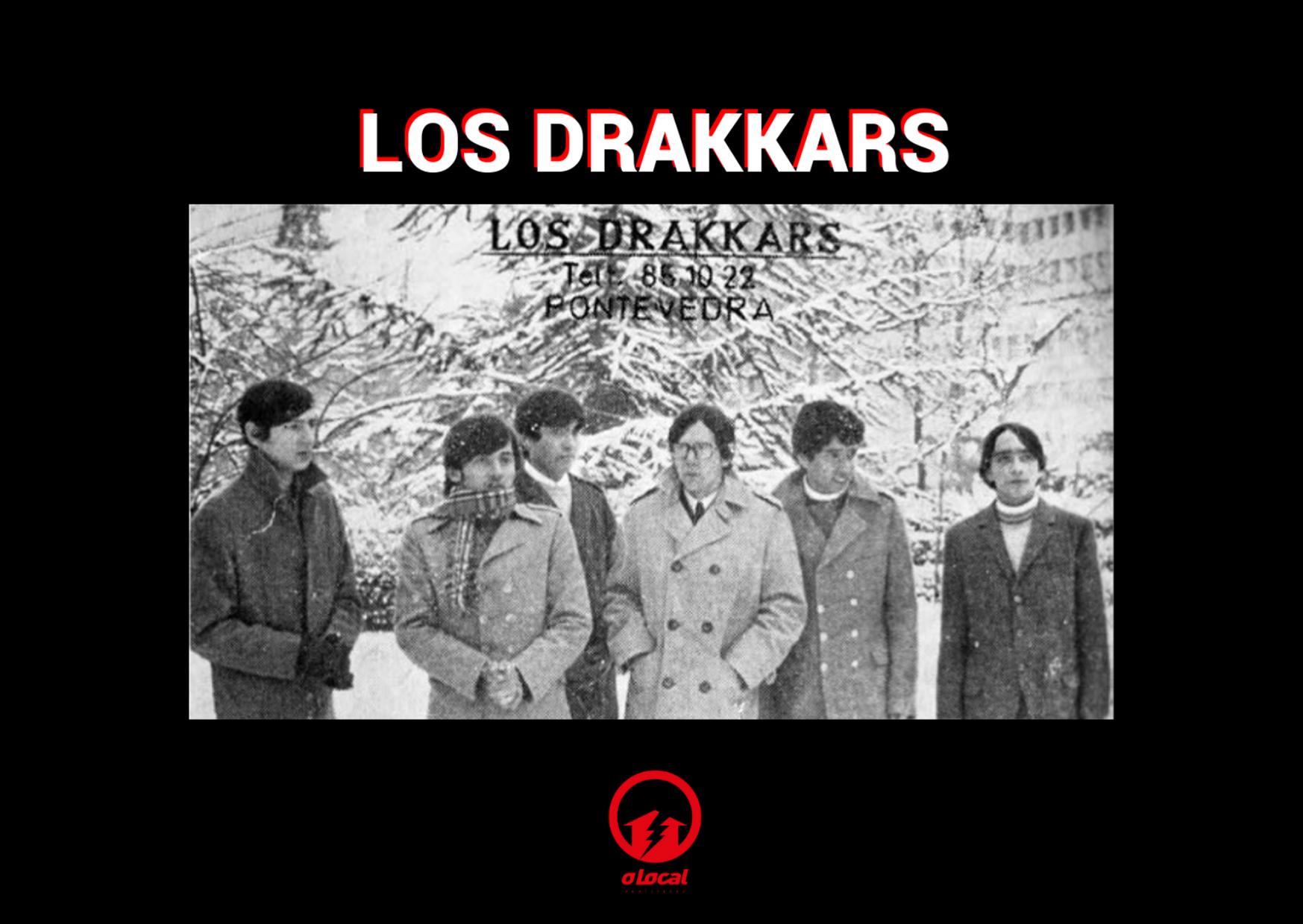CLASE DE HISTORIA 11: LOS DRAKKARS