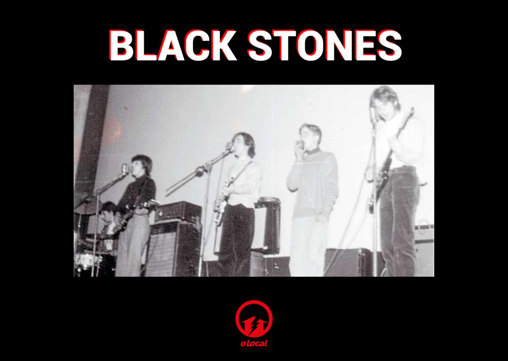 CLASE DE HISTORIA 13: BLACK STONES